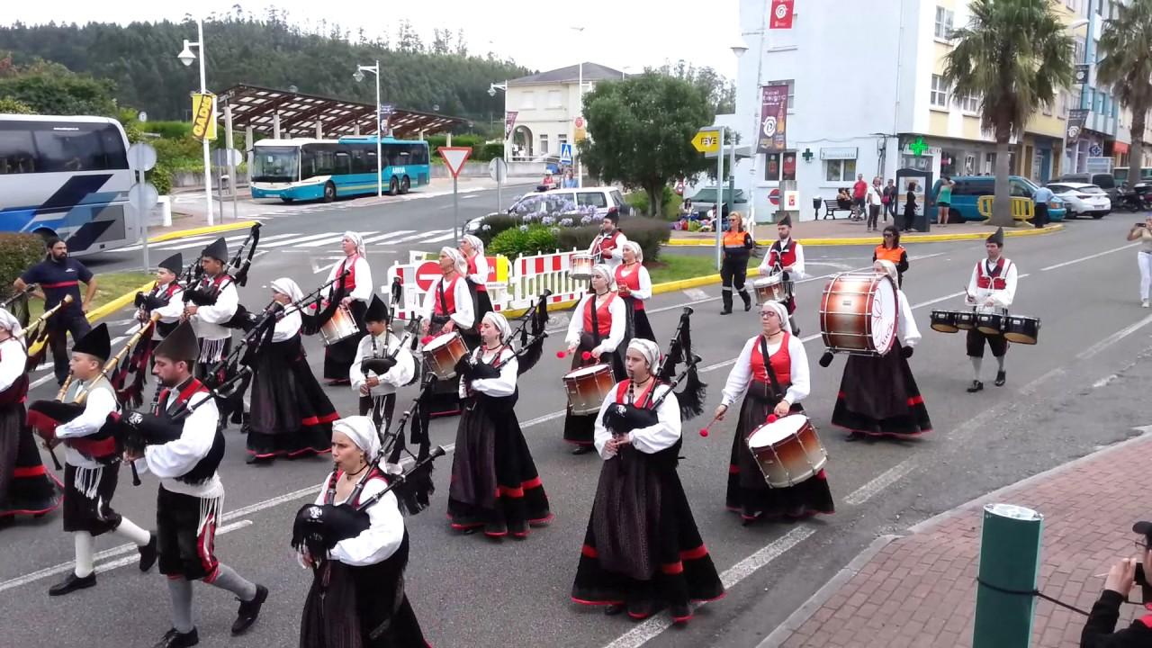 Фестиваль в Ортигуэйра