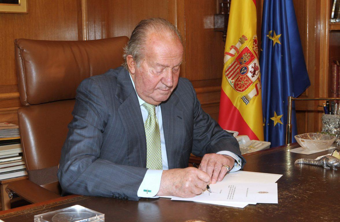 Король Хуан Карлос