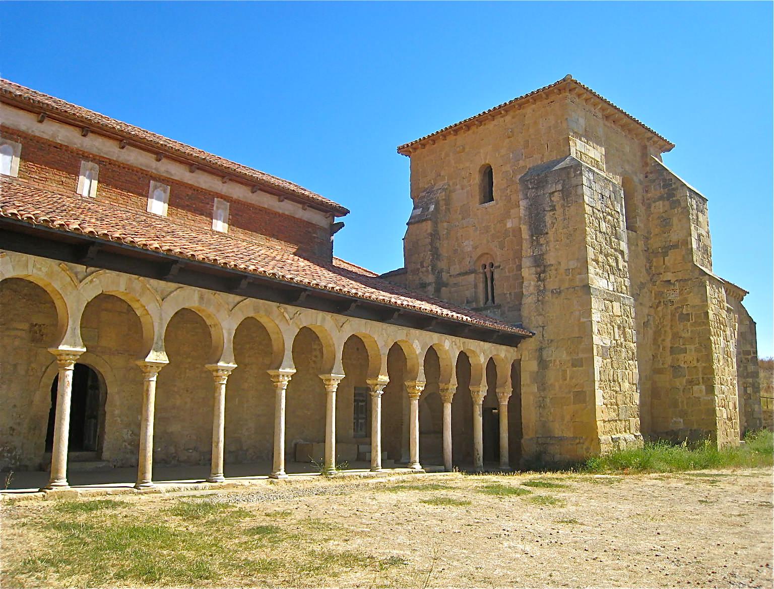 монастырь Сан-Мигель-де-Эскалада
