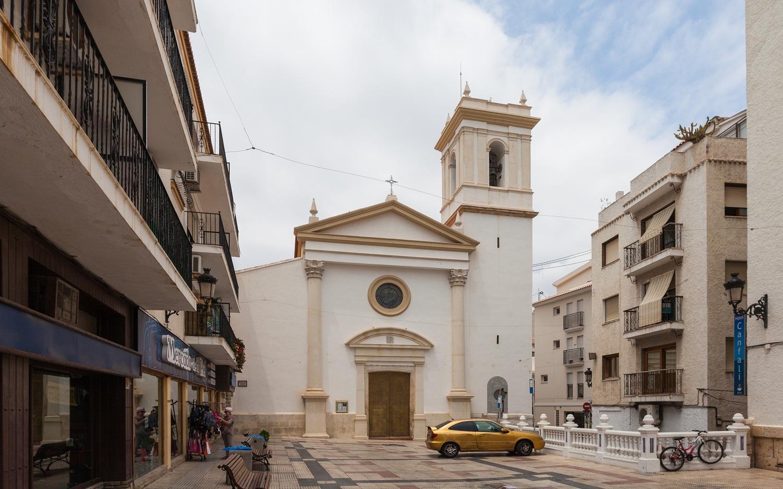 Церковь Св. Хайме и Св. Анны в Бенидорме