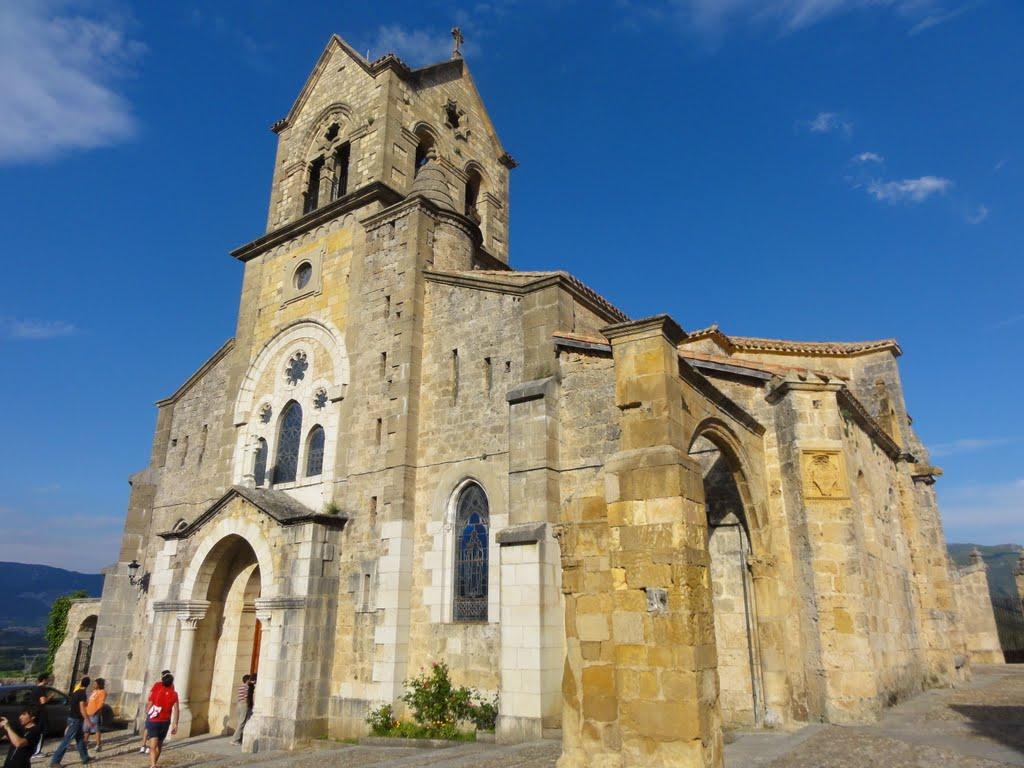 Церковь Сан-Винсенте