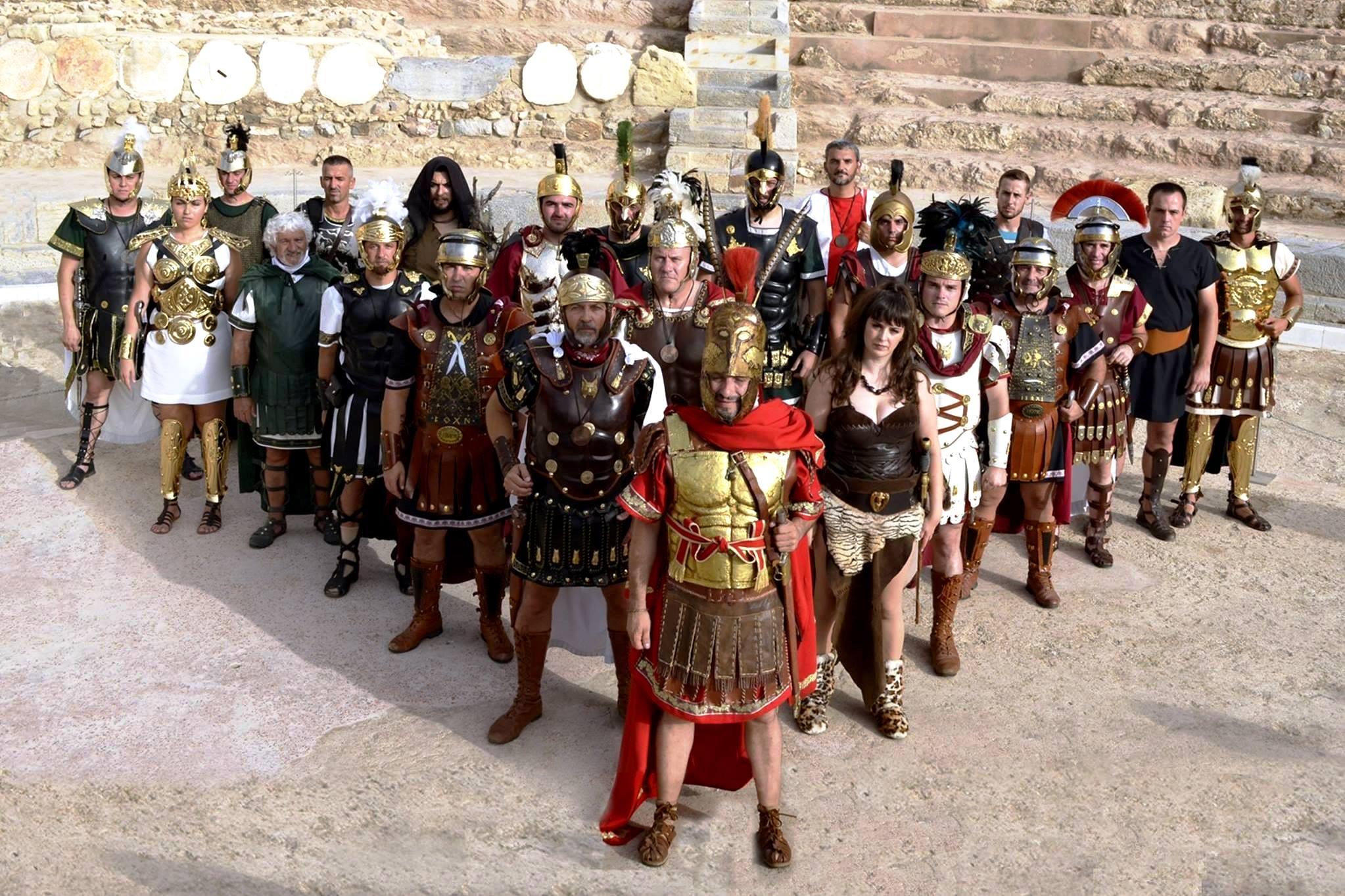 "Фестиваль ""Карфагеняне и римляне"""
