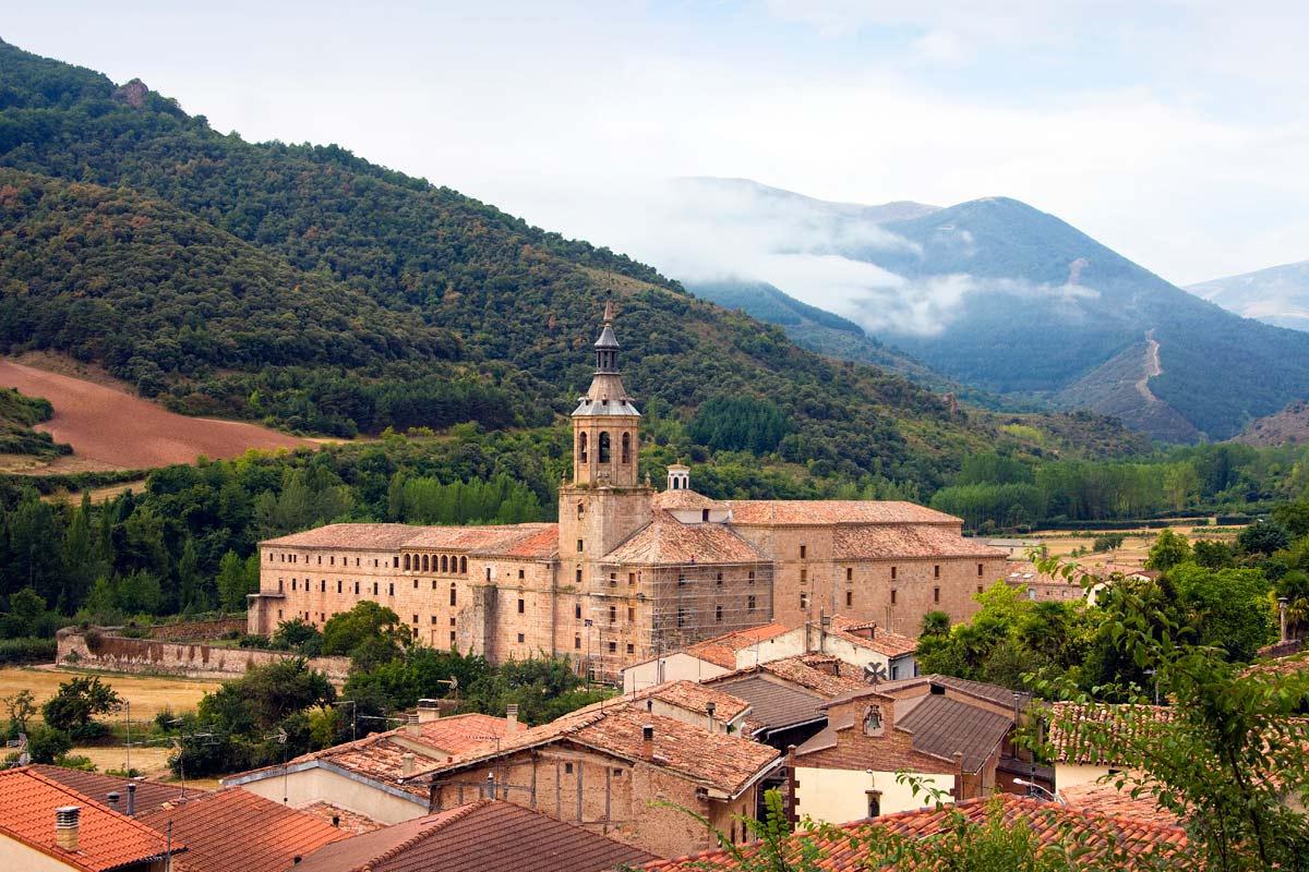 Монастырь святого Мильяна в муниципалитете Сан-Мильян-Коголла