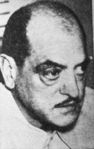 Портрет кинорежиссера Луиса Буньюэля