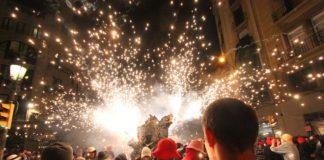 Барселонский праздник Мерсе