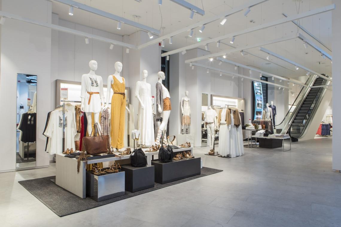 Punta Fa и Mango - современная брендовая одежда Испании