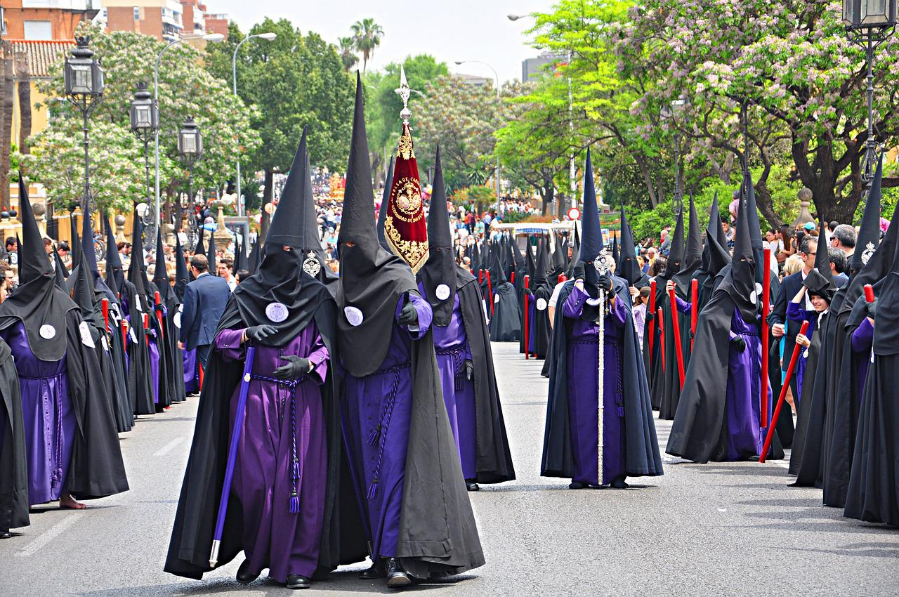 Страстная неделя в Испании