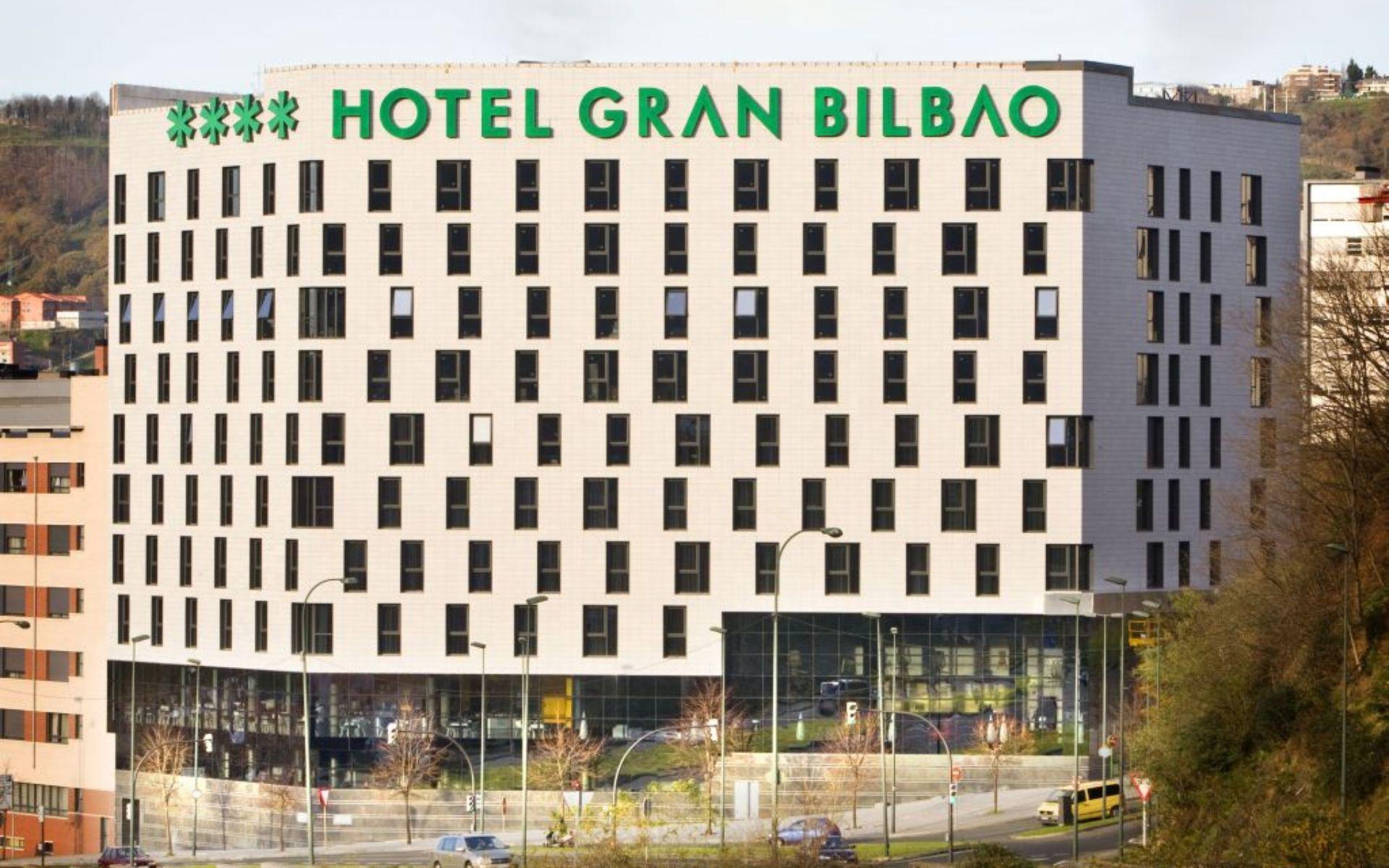 Один из лучших отелей в Бильбао Sercotel Hotel Gran Bilbao