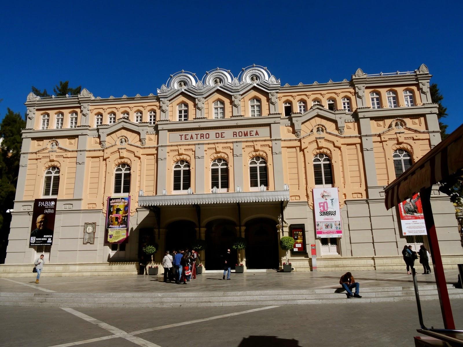 Театр Ромеа в Мурсии