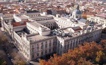 Судебная власть в Испании