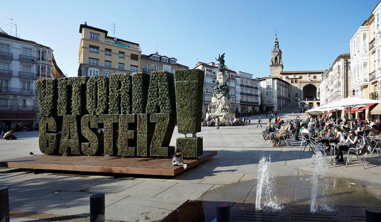 Столица Басконии - Витория-Гастейс