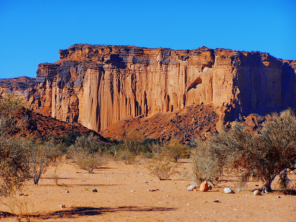 каньон Талампайа