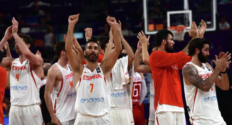 Вторым видом спорта по популярности в Испании является баскетбол