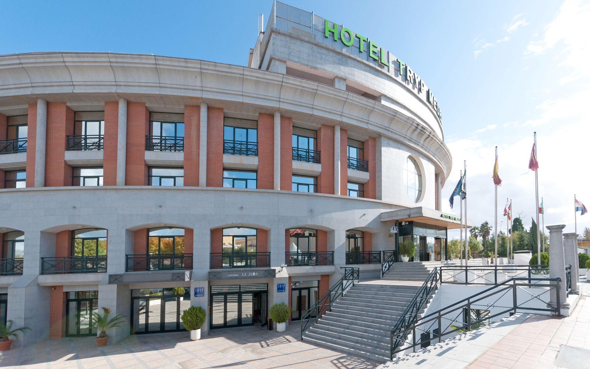 Отель в Мериде TRYP Merida Medea Hotel