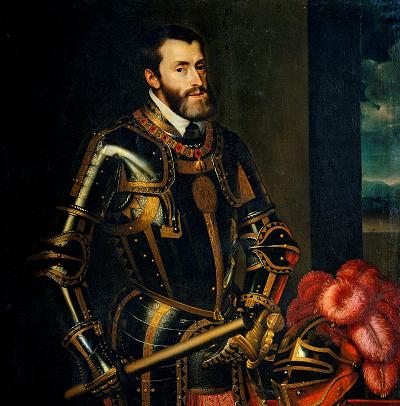 Портрет короля Карла V
