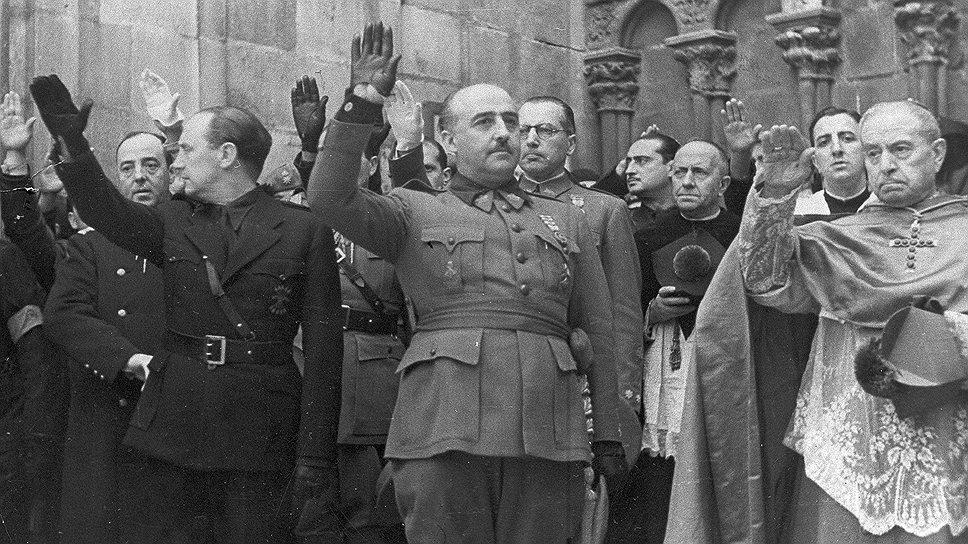 Кино в период правления диктатора Франко