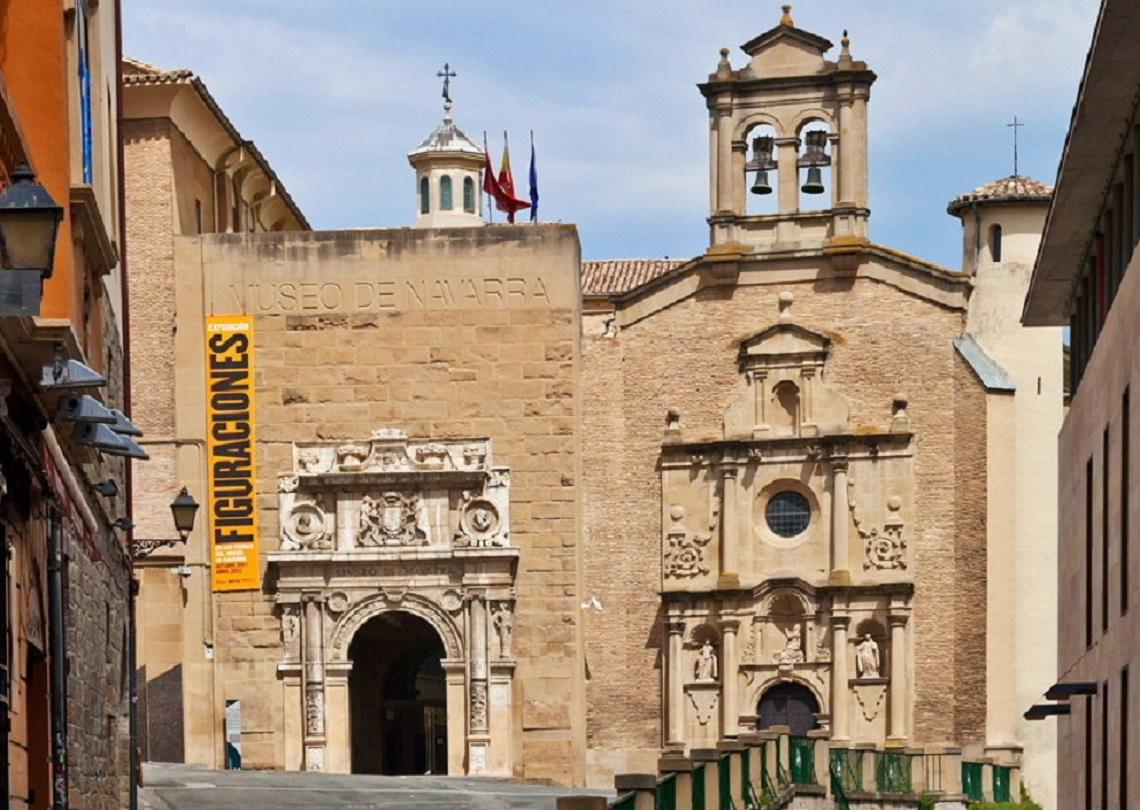 Музей Наварры в Памплоне