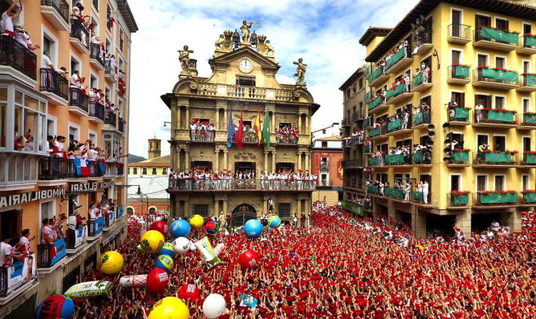 Праздники в Испании