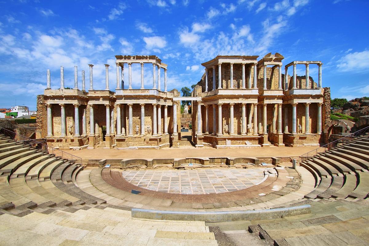 Римский театр в Мериде
