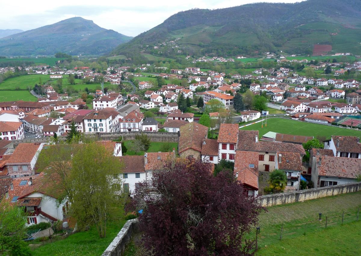 Природа и пейзажи Страны Басков