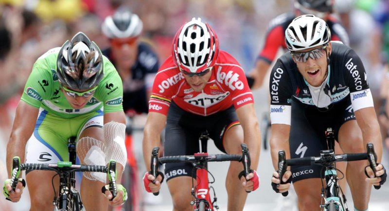 Испанцы любят также велоспорт