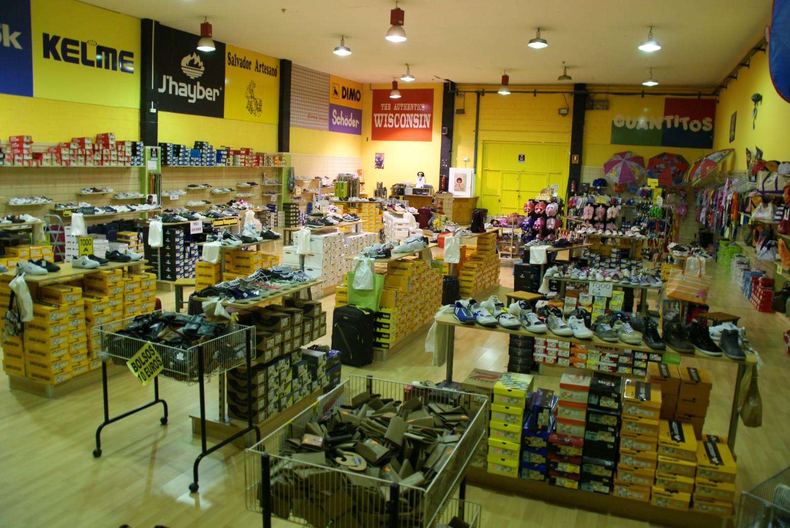 Фирменный магазин Salvador Artesano