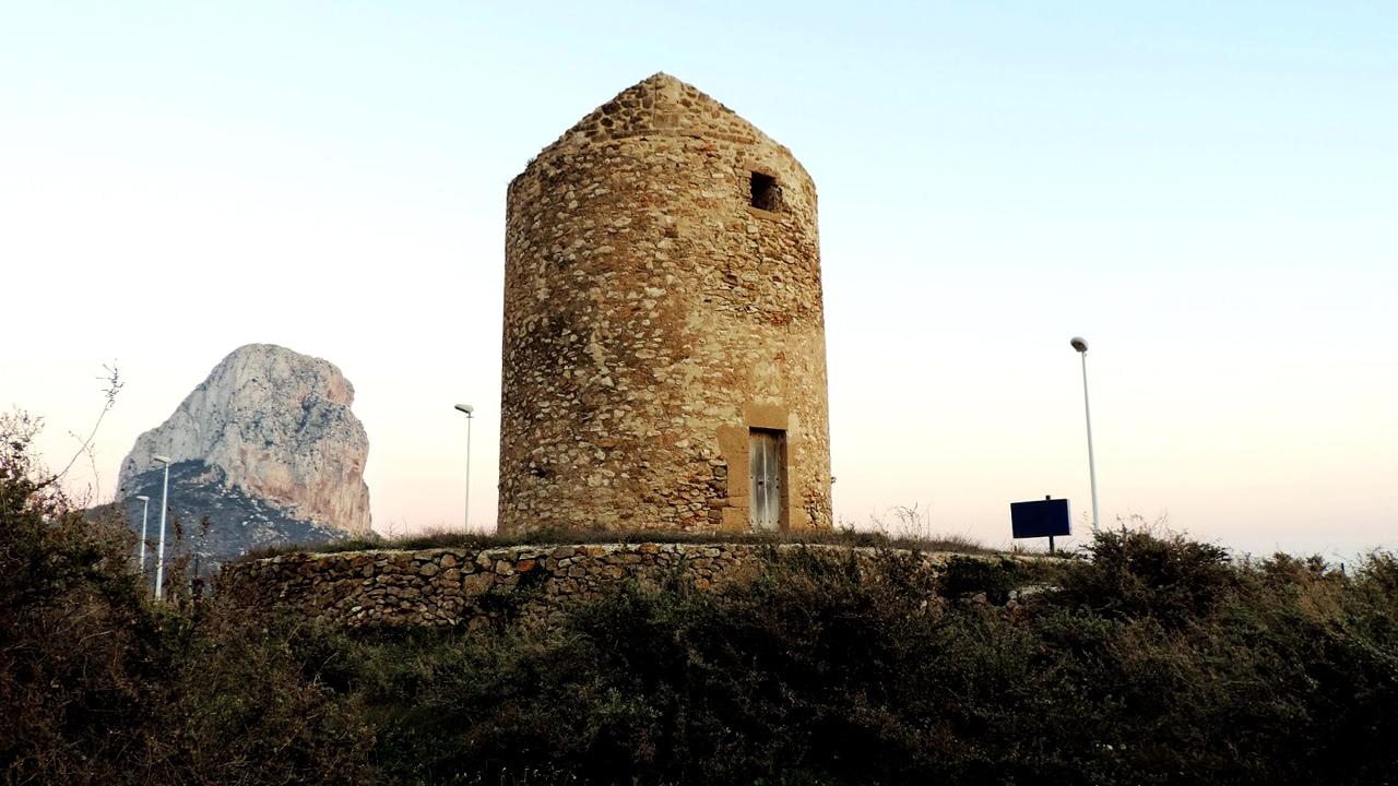 Старая мельница Морельо