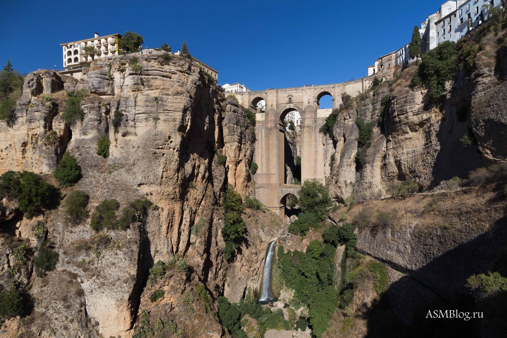 Ронда, Испания: интересные достопримечательности, чем заняться в городе, хорошие рестораны и отзывы туристов